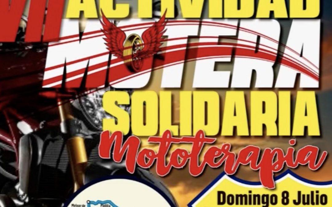 VII Mototerapia solidaria